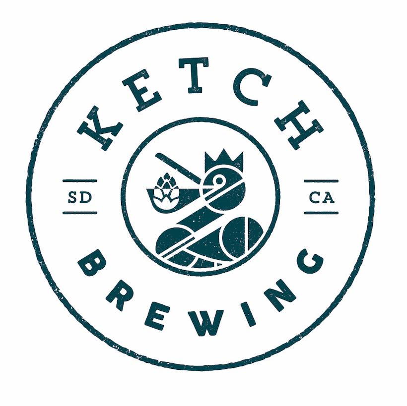 Ketch Brewing Tasting Deck Logo